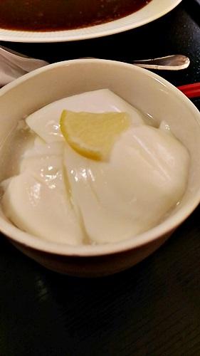 見蘭牛ダイニング玄の杏仁豆腐
