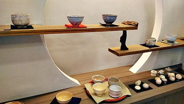 泉流山の陶器