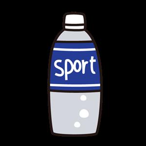 スポーツ飲料と脱水