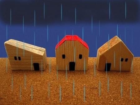梅雨明け後の災害