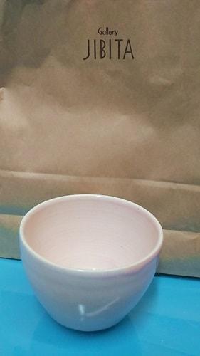 jibitaで購入した湯呑み