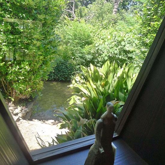 カフェギャラリー藍場川の家