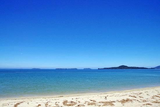 菊ヶ浜海開き