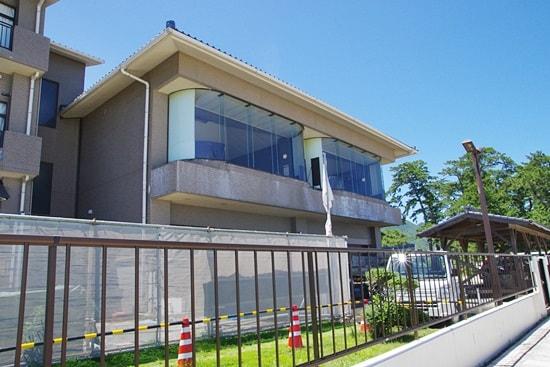 菊ヶ浜のホテル